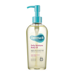 DERMA-B DAILY MOISTURE BODY OIL 200ML