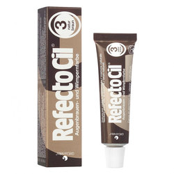 REFECTOCIL TINTE DE PESTAÑAS Y CEJAS N°3 MARRON NATURAL