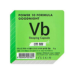 ITS SKIN VB SLEEPING CAPSULE POWER 10
