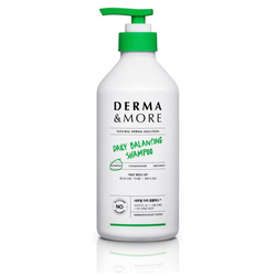 DERMA & MORE DAILY BALANCING SHAMPOO 600ML