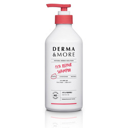 DERMA & MORE CICA REPAIR SHAMPOO 600ML