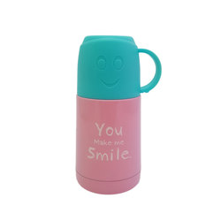 STAINLESS STEEL THERMOS CON TAPA/VACITO