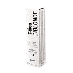 SENSUS T-AREA INBLONDE TONER CLEAR