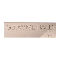MOIRA GLOW ME HARD HIGHLIGHTING PALETTE - GMP001