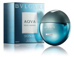 BVLGARI AQUA TONIQ EDT 100ML