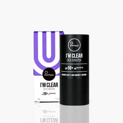 SUNTIQUE IM CLEAR CICA SUNSTICK SPF 50 22G