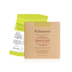 PAPA RECÍPE KALAMANSI BRIGHTENING POWDER WASH