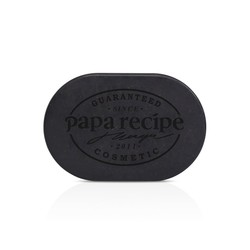 PAPA RECIPE CHARCOAL BLACK OUT SOAP