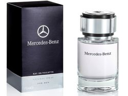 MERCEDES BENZ EDT FOR MEN 75ML