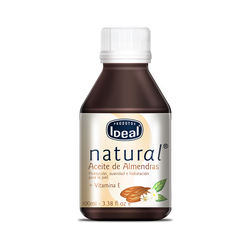 IDEAL OLEO DE ALMENDRAS NATURAL 100ML