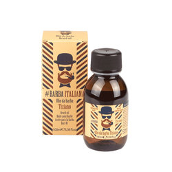 BARBA ITALIANA OLIO DA BARBA TIZIANO 100ML