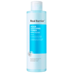 REAL BARRIER AQUA SOOTHING TONER 200ML