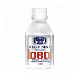 IDEAL ACEITE MINERAL IDEOL PURÍSSIMO 100ML