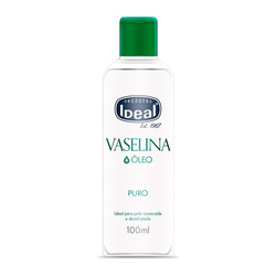 IDEAL VASELINA OLEO PURO 100ML