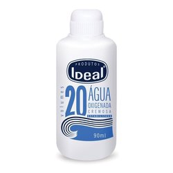 IDEAL AGUA OXIGENADA CREMOSA VOL. 20 90ML