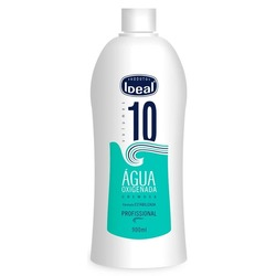 IDEAL AGUA OXIGENADA CREMOSA VOL.10 900ML
