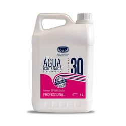 IDEAL AGUA OXIGENADA CREMOSA VOL. 30 4LT
