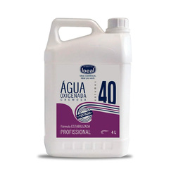 IDEAL AGUA OXIGENADA CREMOSA VOL.40 4LT