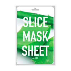 KOCOSTAR SLICE MASK SHEET ALOE 20ML