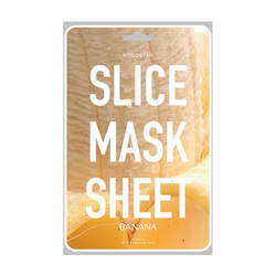 KOCOSTAR SLICE MASK SHEET BANANA 20ML