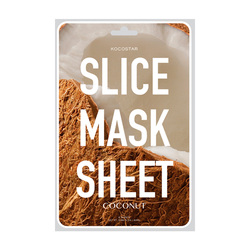 KOCOSTAR SLICE MASK SHEET COCONUT 20ML