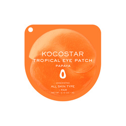 KOCOSTAR TROPICAL EYE PATCH PAPAYA 3G