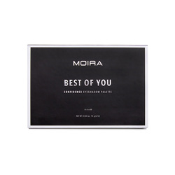 MOIRA BEST OF YOU CONFIDENCE EYESHADOW PALETTE