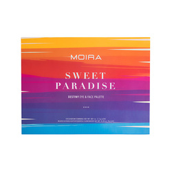 MOIRA SWEET PARADISE DESTINY EYE & FACE PALETTE