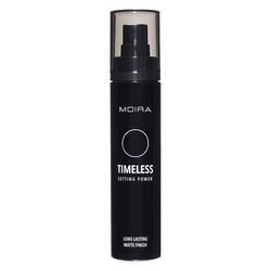 MOIRA TIMELESS SETTING POWER LONG LASTING MATTE FINISH