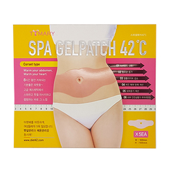 TTMARY SPA GELPATCH 42ºC - CORSET TYPE