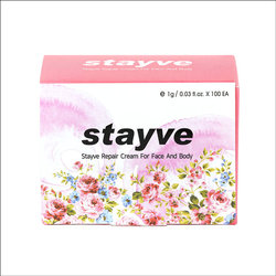 STAYVE REPAIR CREAM FOR FACE AND BODY 1G