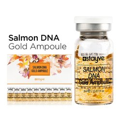 STAYVE SALMON DNA GOLD AMPOULE 8ML X 10PCS
