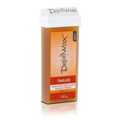 DEPILWAX CERA PARA DEPILACION ROLL-ON REFIL NATURAL 100G