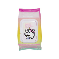 CREME HELLO KITTY MICELLAR WATER TISSUE