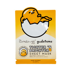 CREME GUDETAMA TIGHTER N BRIGHTER MASK - CR-MA-GTTB