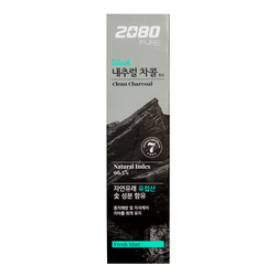 2080 PURE BLACK CLEAN CHARCOAL PASTA 120G