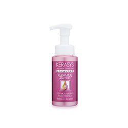 KERASYS ADVANCED KERAMIDE AMPOULE DEEP MOISTURIZING FOAM ESSENCE 250ML