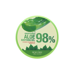 DEWYTREE GREEN POWER 98% ALOE SOOTHING GEL 300ML