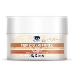 IDEAL CREMA EXFOLIANTE CORPORAL  ALBARICOQUE 300G