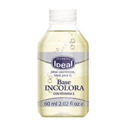 IDEAL BASE INCOLORA 60ML