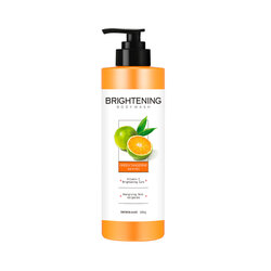 SHOWERMATE BRIGHTENING BODY WASH GREEN TANGERINE 500G