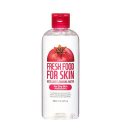 FARM SKIN FRESH FOOD FOR SKIN MICELLAR CLEANSING WATER FOR DRY SKIN (POMEGRANATE)