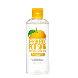 FARM SKIN FRESH FOOD FOR SKIN MICELLAR CLEANSING WATER - FOR NORMAL SKIN (ORANGE)