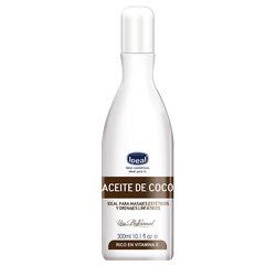 IDEAL ACEITE DE COCO 300ML