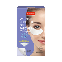 PUREDERM WRINKLE REDUCER GEL PATCHES COLLAGEN ADS665