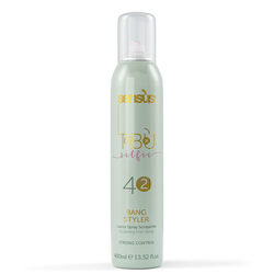 307374 SENSUS TABU SELFIE 42 BANG STYLER - STRONG CONTROL 400ML