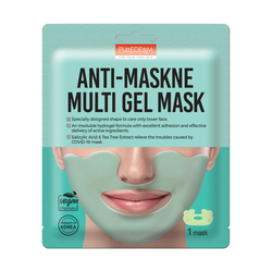 PUREDERM ANTI-MASKNE MULTI GEL MASK - ADS765