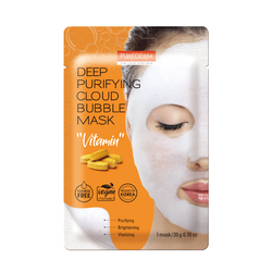 PUREDERM DEEP PURIFYING CLOUD BUBBLE MASK -ADS790