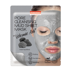 PUREDERM PORE CLEANSING MUD SHEET MASK- ADS832
