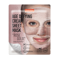 PUREDERM AGE DEFYING CREAM SHEET MASK - ADS835